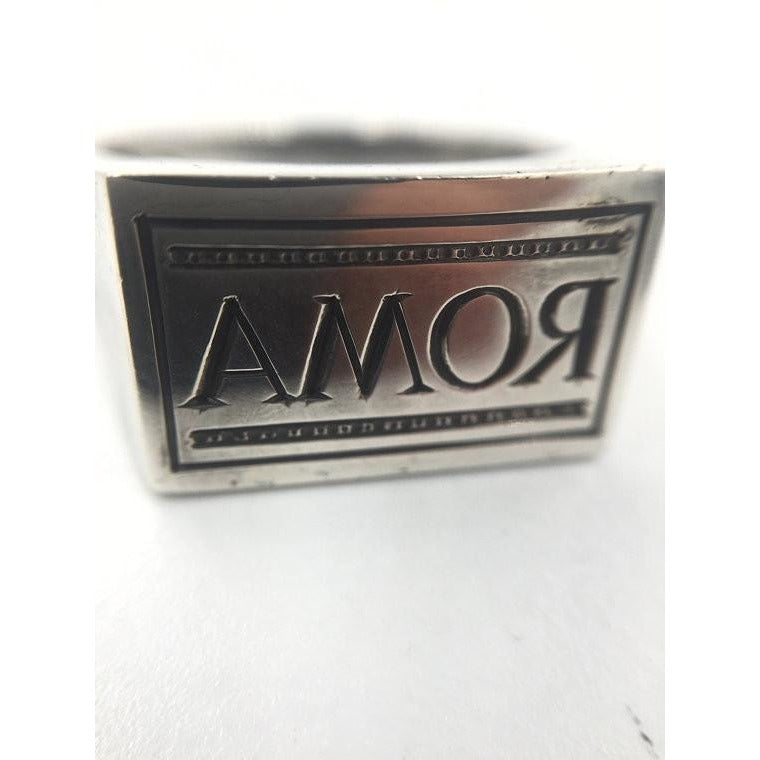 Amor Roma Ring - Our Little Secret Shop - Handmade Unique Jewellery