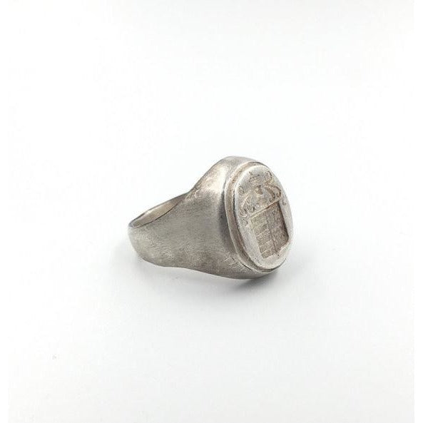 Blazon Ring - Our Little Secret Shop - Handmade Unique Jewellery