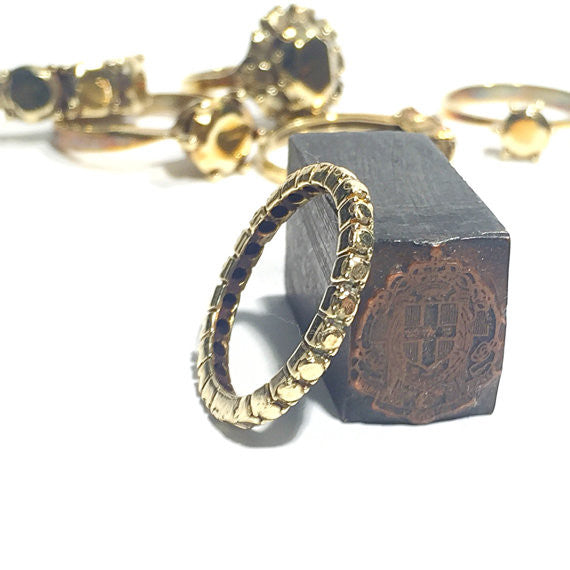 Bronze Ring - Our Little Secret Shop - Handmade Unique Jewellery