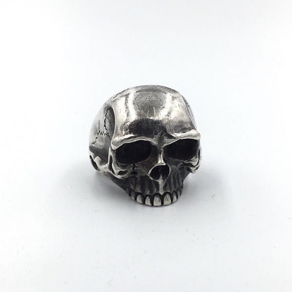 MMKR Skull Ring - Our Little Secret Shop - Handmade Unique Jewellery