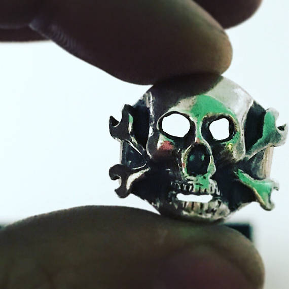 Wrench Roger Ring - Our Little Secret Shop - Handmade Unique Jewellery