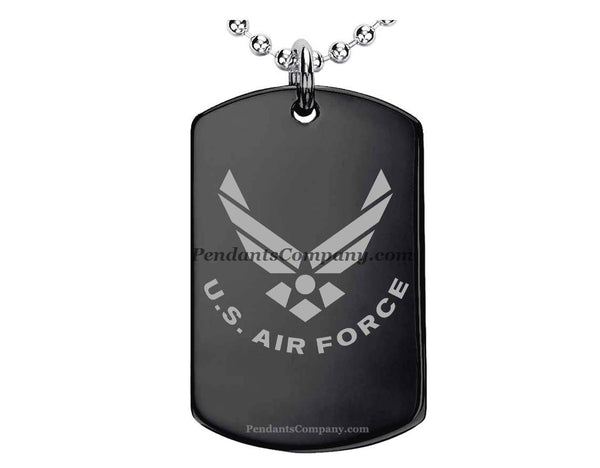 Airforce Pendant-Necklace