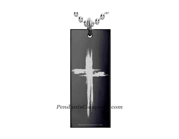 Cross #18 Pendant-Necklace