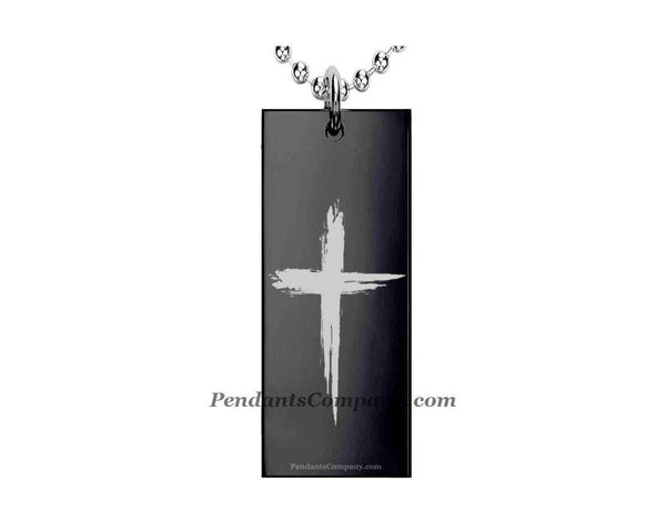 Cross #11 Pendant-Necklace