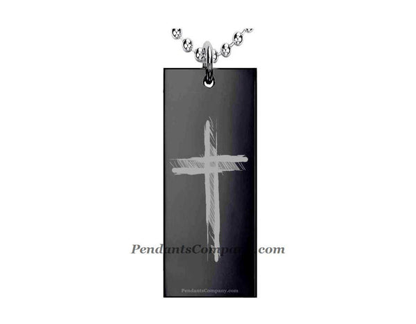 Cross #17 Pendant-Necklace