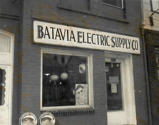 Founders of Batavia Electric Supply