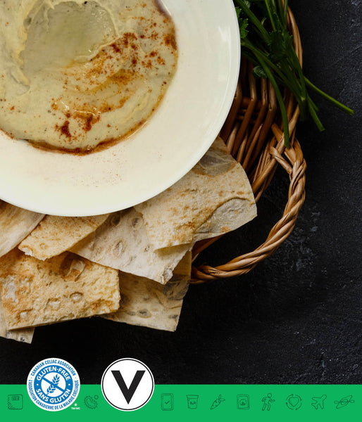 MSPrebiotic® Baba Ganoush