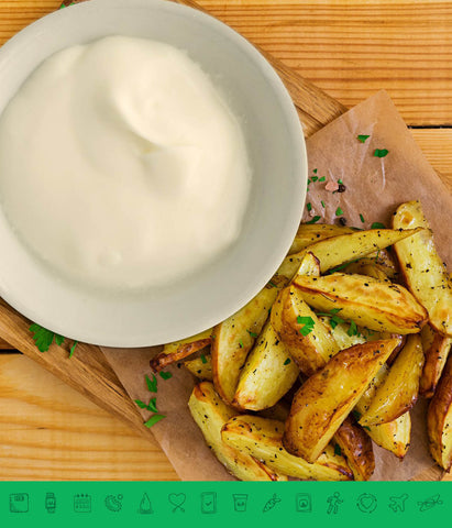 MSPrebiotic® Homemade Sour Cream