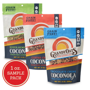 1 oz. Coconola Sample Pack