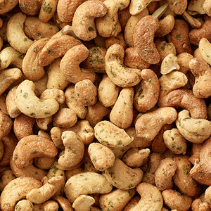 Garlic Herb Cashews