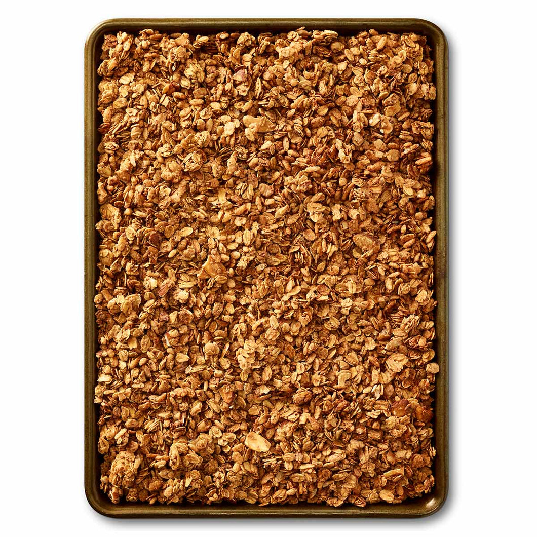Chocolate Almond Crisp Granola
