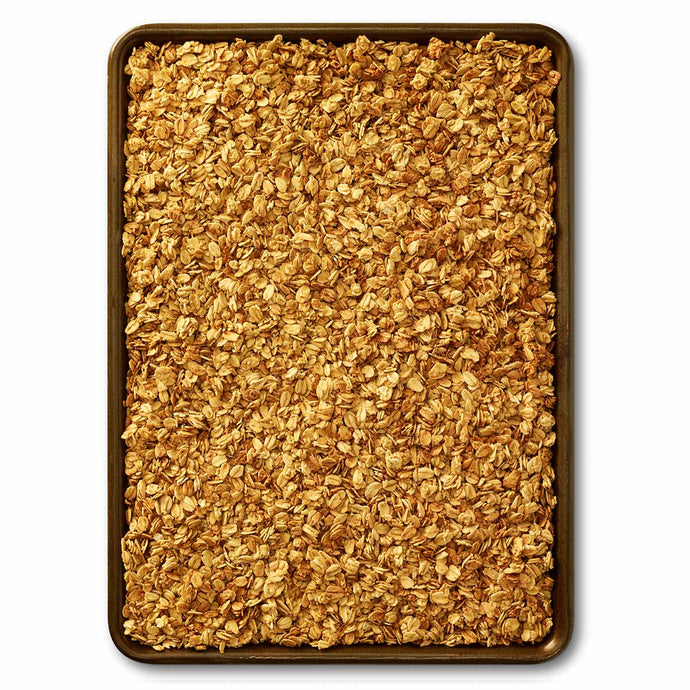 Gluten Free Honey Oat Granola