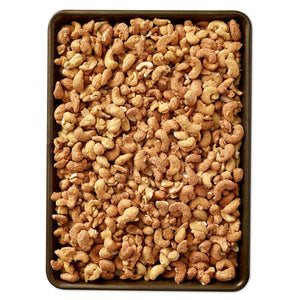 Maple Roasted Cashews