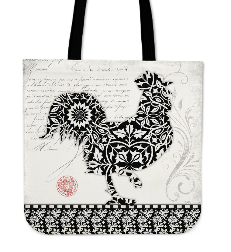 Country Farm Life Collection, Canvas Tote