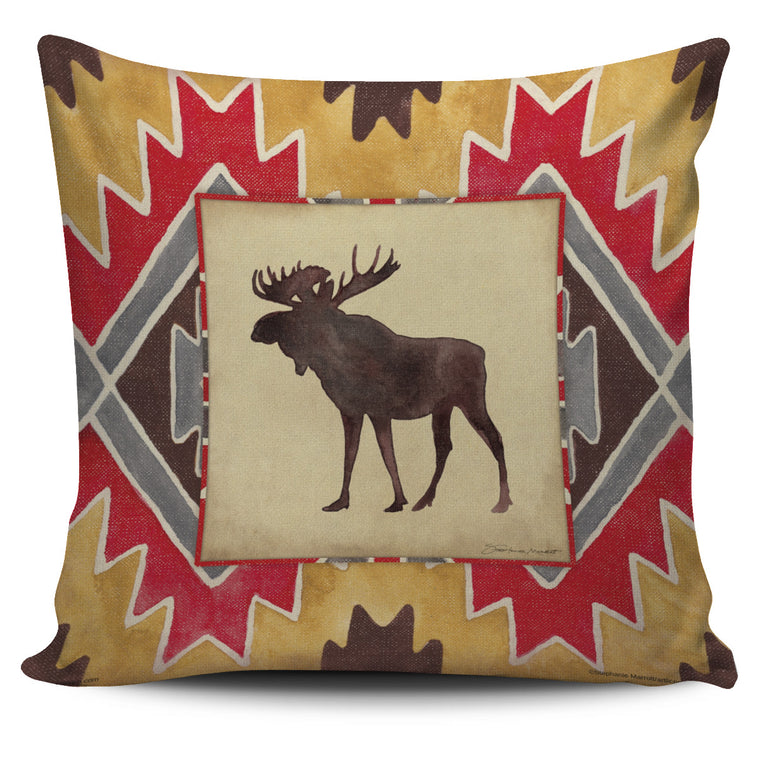 Mountain Home Pillow Cover Collection, Great for Your Cabin Feel
