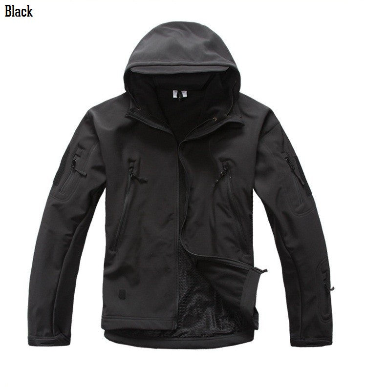 Mens Outdoor 3 Season Jacket