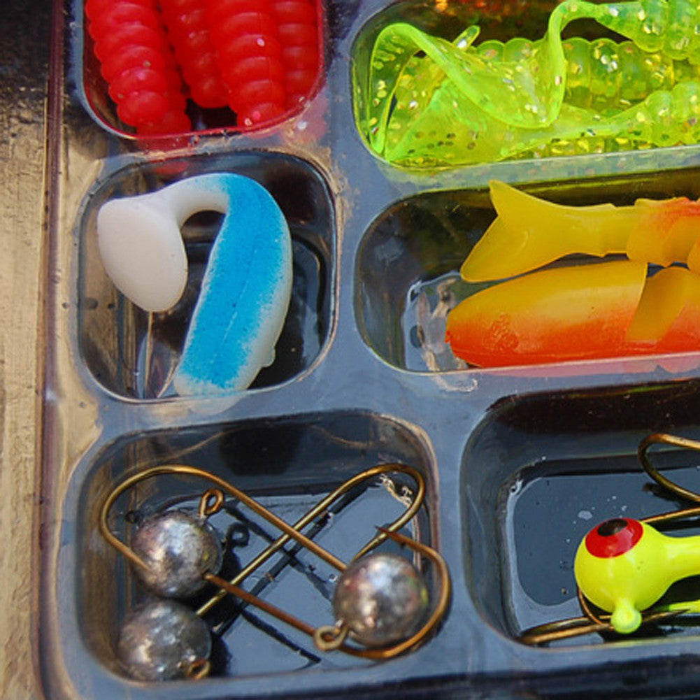 35Pcs  Fishing Lure Set   --- SPECIAL OFFER