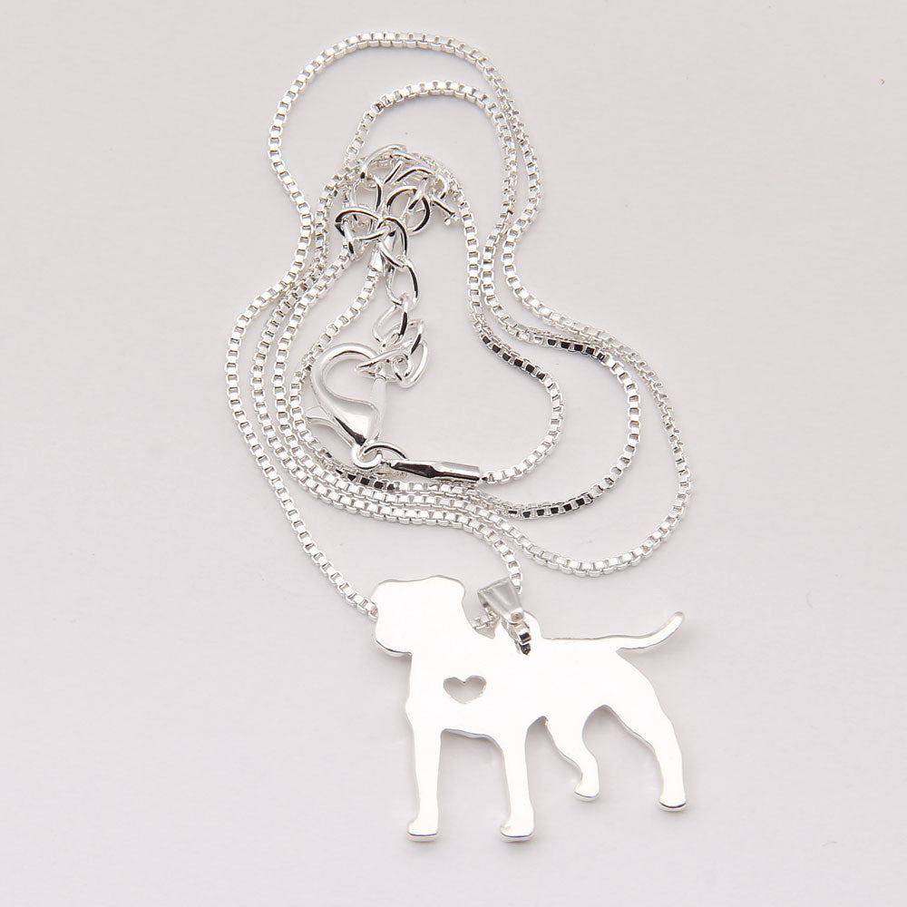 SPECIAL OFFER -- Pit Bull Necklace