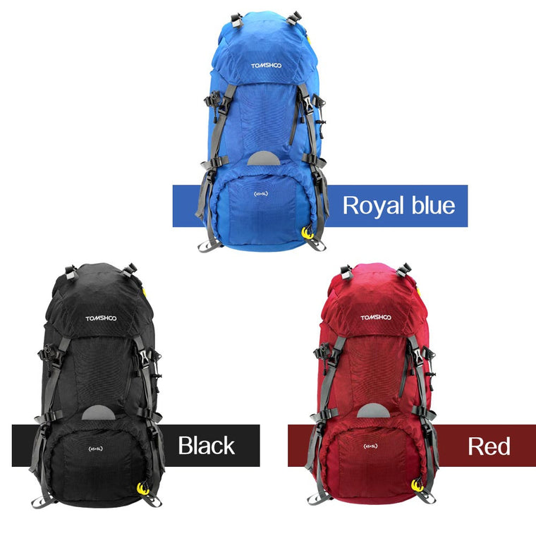 Unisex 45+5L Backpack
