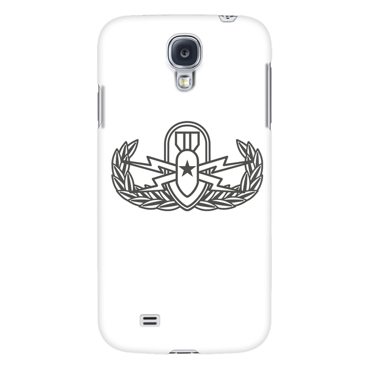 EOD Senior Crab Phone Cases -- Various Models