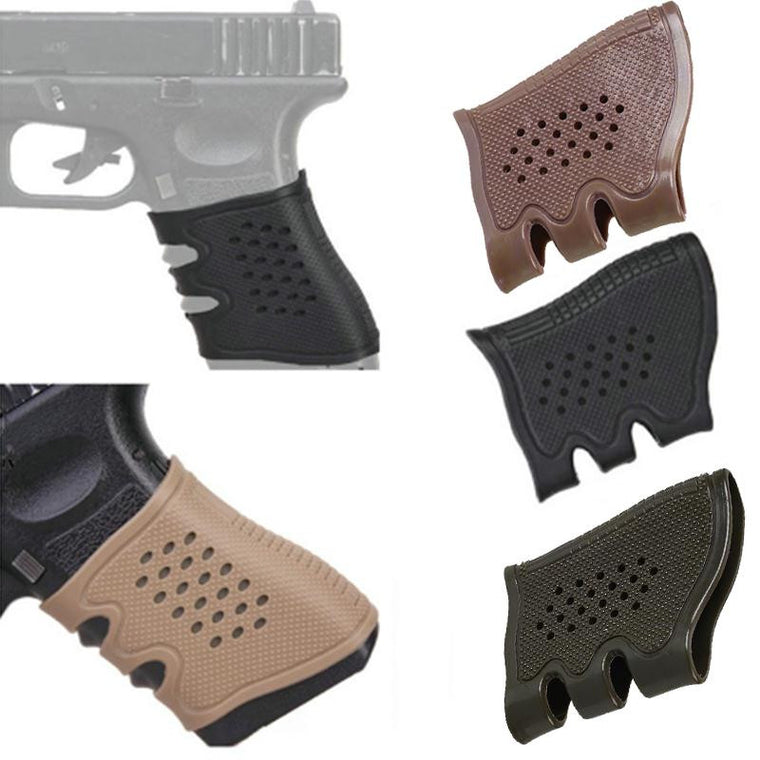 Anti Slip Rubber Pistol Grips For Glock