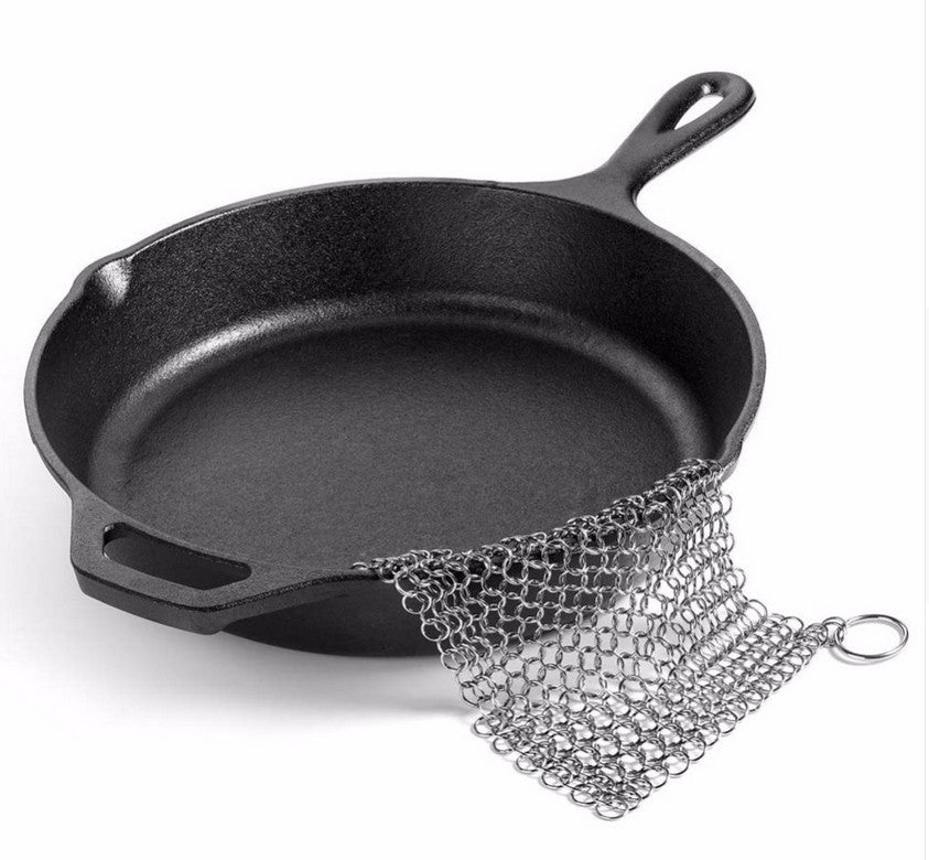 Cast Iron Skillet Cleaner