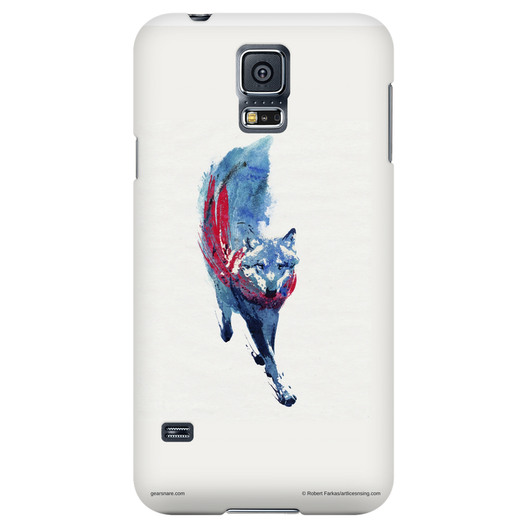 Stylish Fox Phone Case