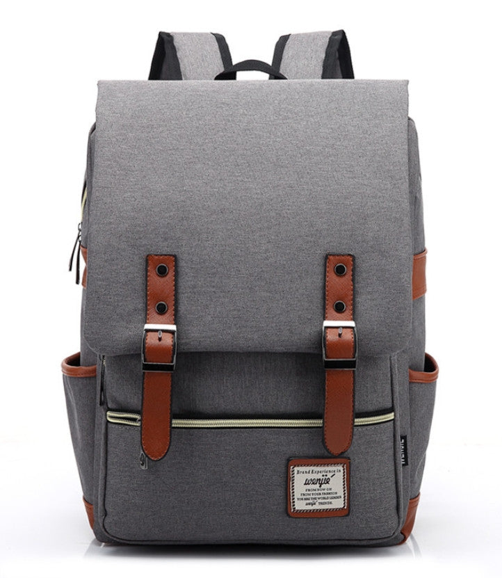 Stylish Retro Backpack