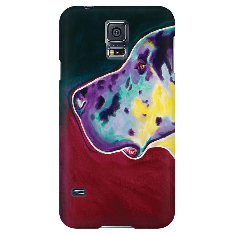 Regal Dog Galaxy Case