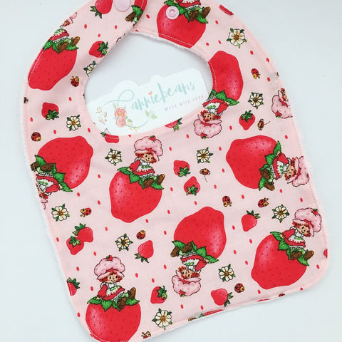 BIB (regular) - Strawberry Shortcake!