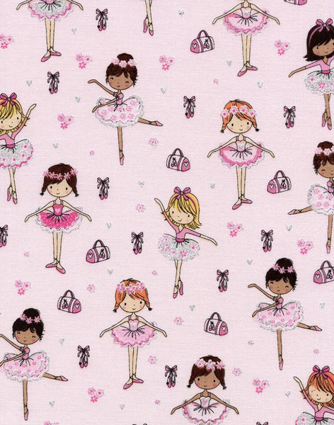 BLANKET - Little Glitter BALLERINAS✨