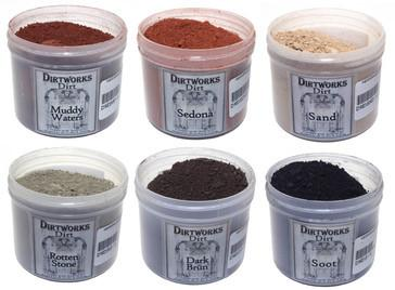 DirtWorks Dirt Powder