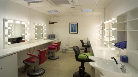Pinewood Makeup Room