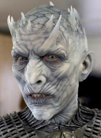 White Walker Makeup by Barrie Gower