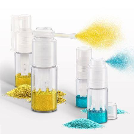 Fine Mist Powder Spray Bottle 14ml