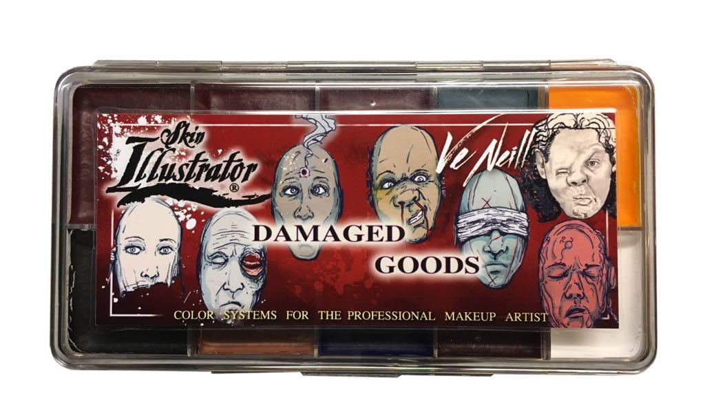 Ve Neill Damaged Goods Palette