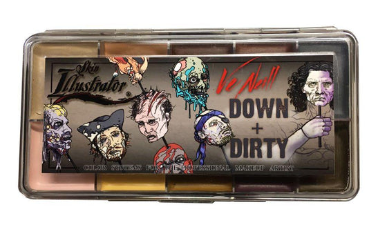 Ve Neill Down and Dirty Palette