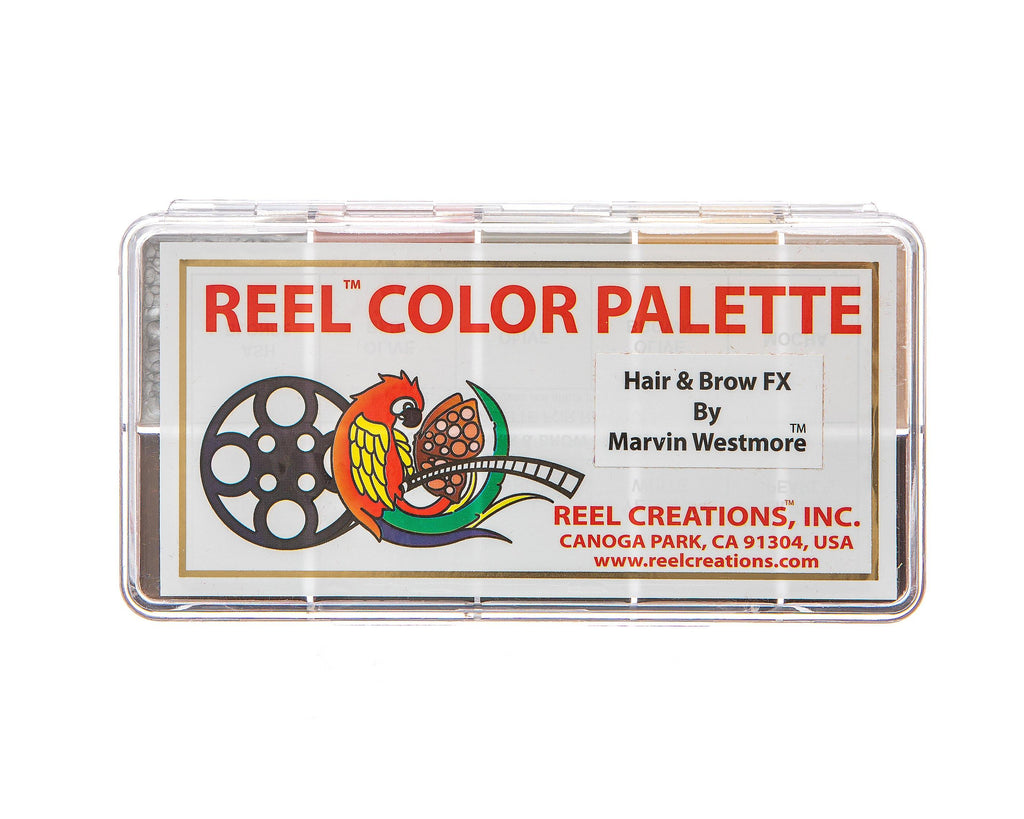 Reel Creations - Marvin Westmore Hair and Brow Palette