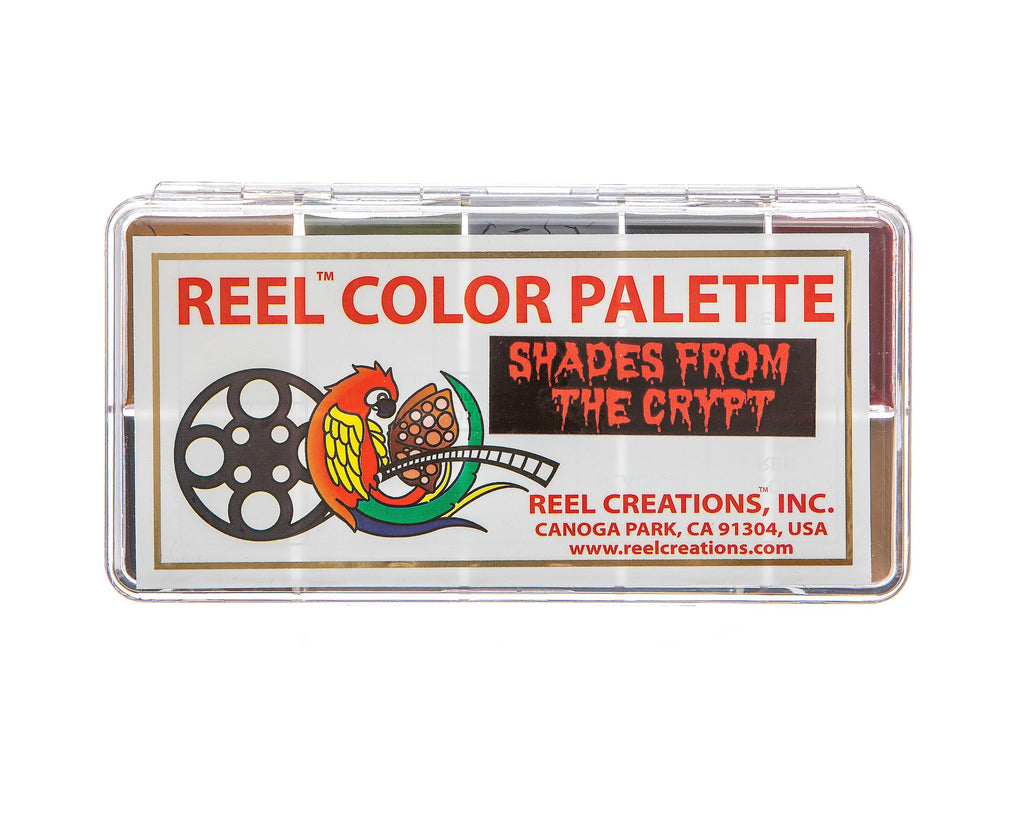Reel Creations - Shades from the Crypt Palette