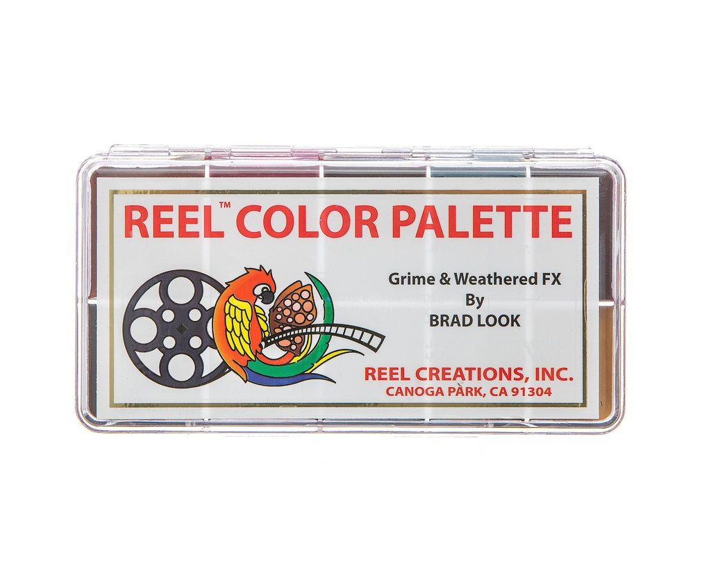 Reel Creations - Brad Look Grime and Weathered Palette