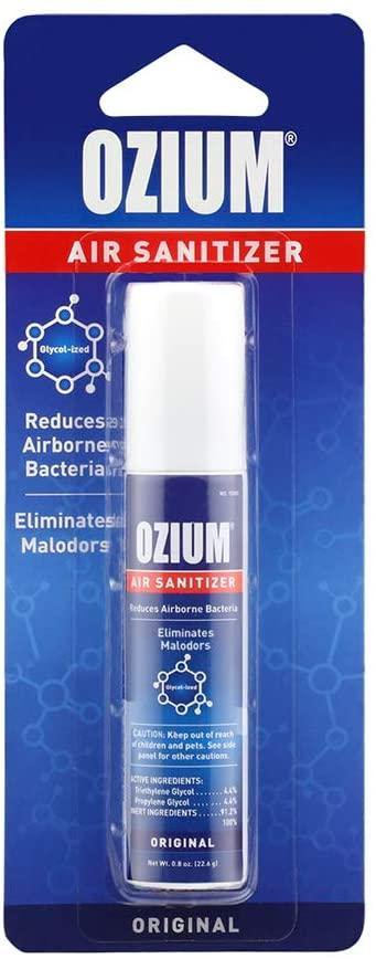 Ozium Air Sanitizer Aerosol 0.8oz - Original Scent