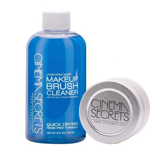 Cinema Secrets Brush Cleaner Pro Starter Kit 8oz (With Tin)