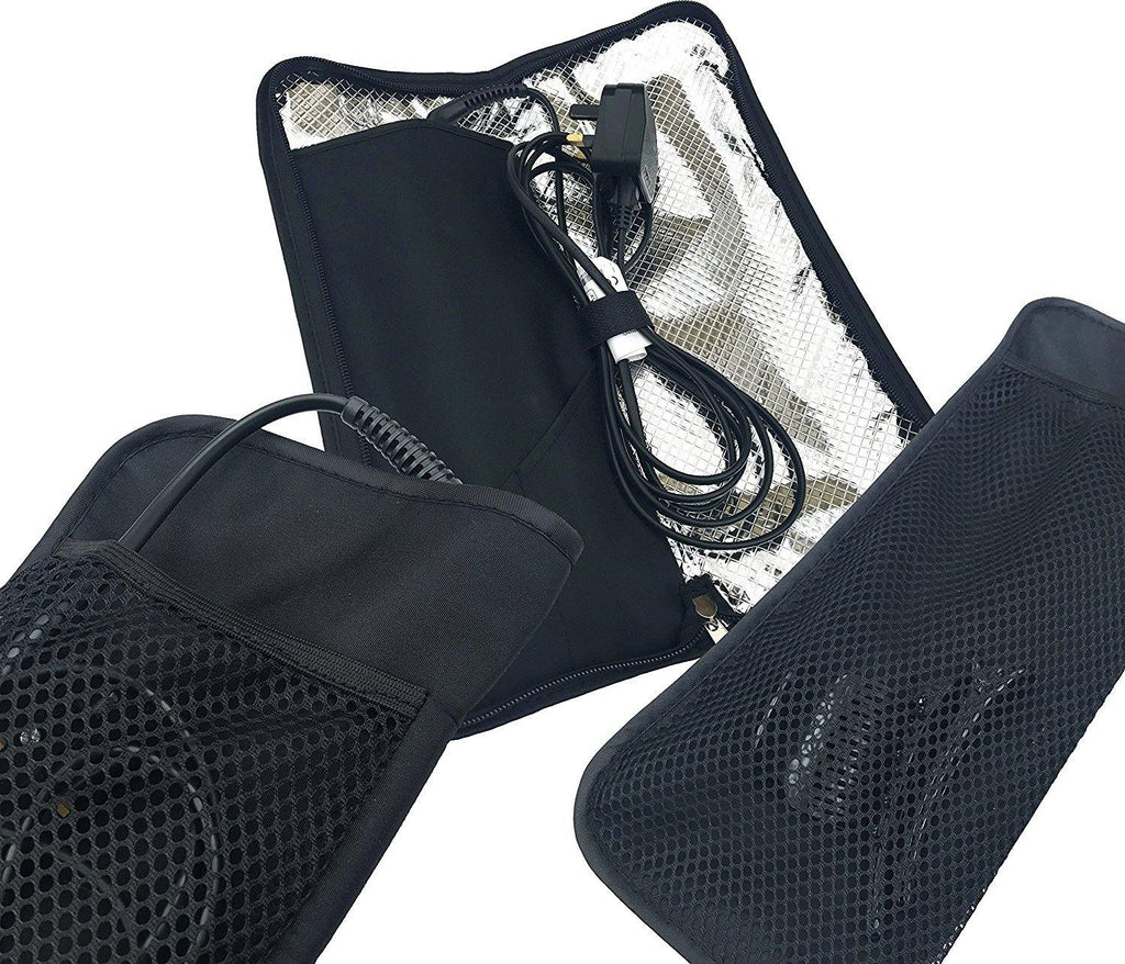 Heat Resistant Pouch and Mat