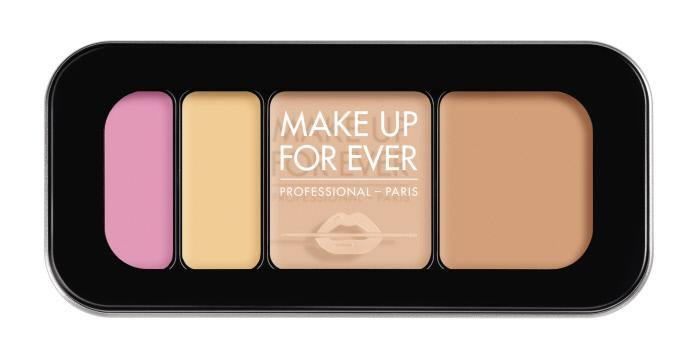 Make Up For Ever Ultra HD Underpainting Colour Correcting Palette