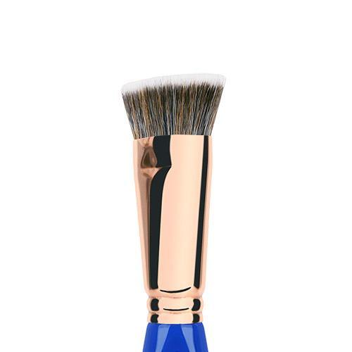 Bdellium Golden Triangle 987 Flat Top Face Blending Brush