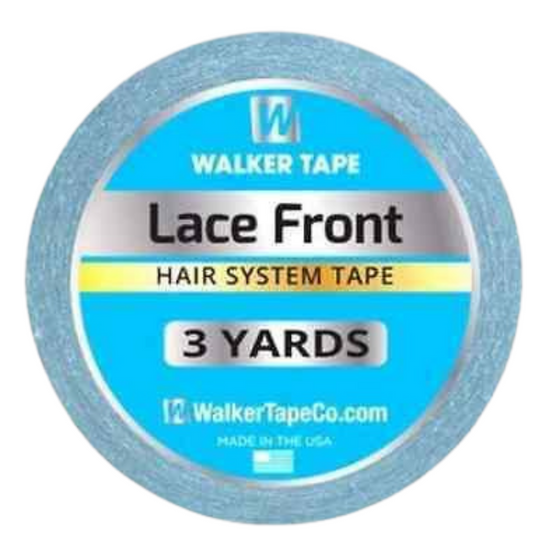 Walker Tape - 3 Yds 1 Inch Lace Front Support Tape Roll
