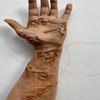 Silicone Flesh Eating Bacteria Prosthetic Set - The Makeup Armoury