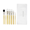 Bdellium SFX 7pc Glue Brush Set with Pouch - The Makeup Armoury
