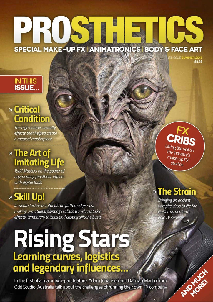 Prosthetics Magazine Issue 1