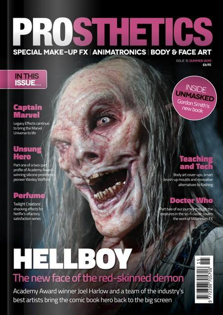 Prosthetics Magazine Issue 15